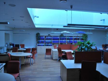 J gos linija public buildings for Indoor network design